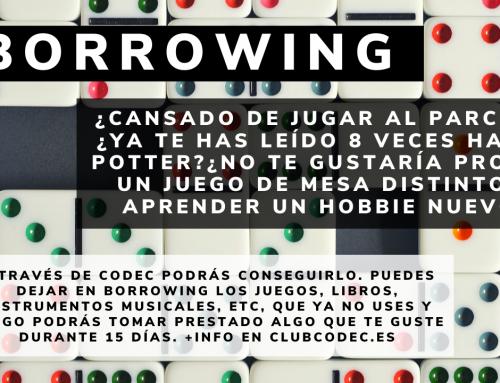 BORROWING
