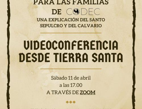 DE CODEC A TIERRA SANTA